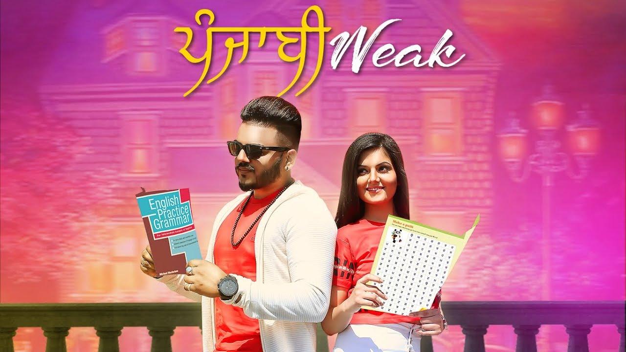 Sahil K ft MixSingh – Punjabi Weak