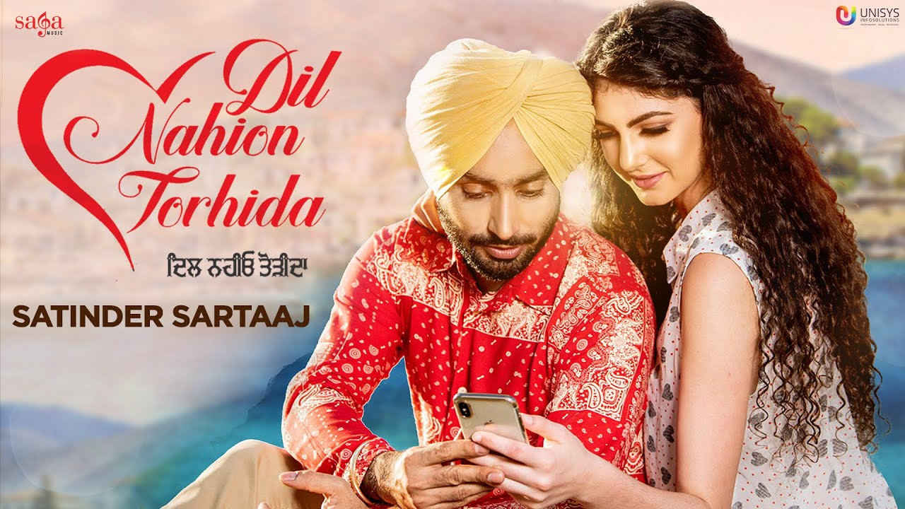 Satinder Sartaaj ft Jatinder Shah – Dil Nahion Torhida