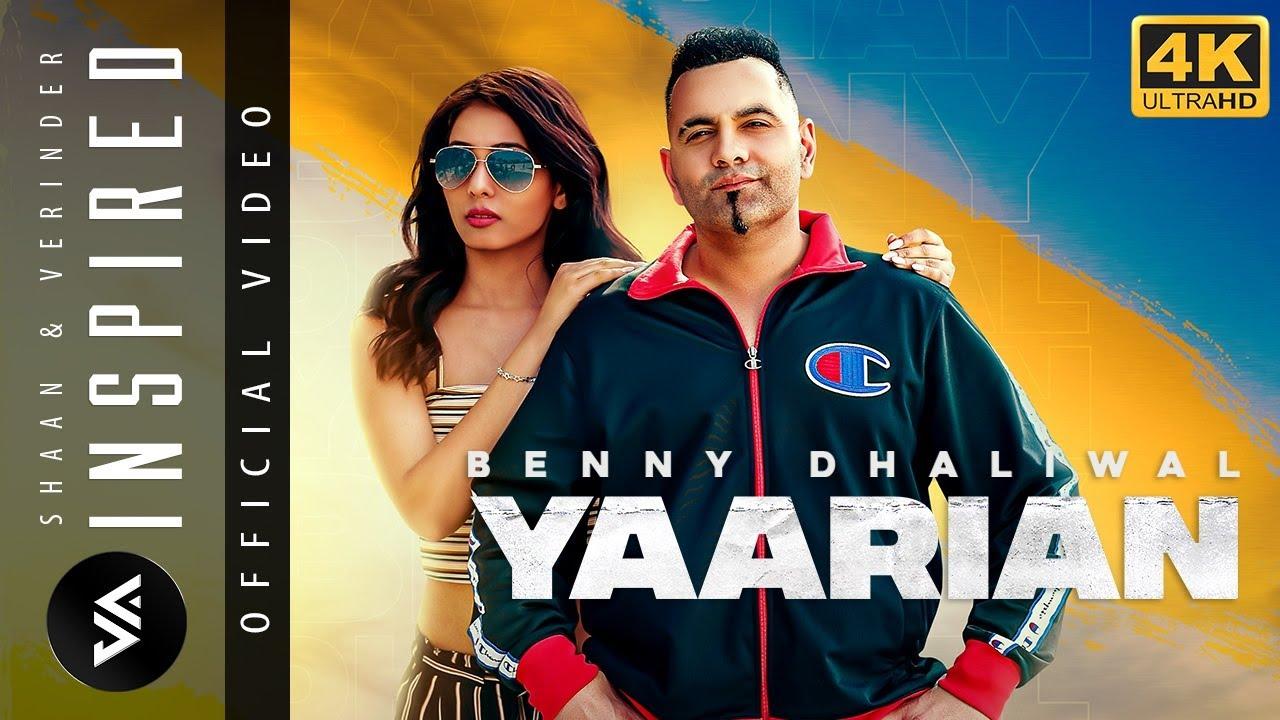 Shaan & Verinder ft Benny Dhaliwal – Yaarian