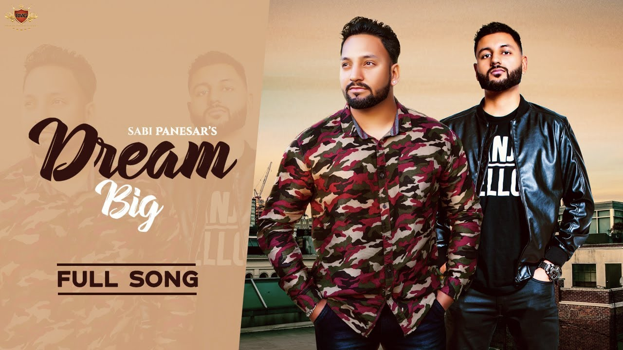 Sabi Panesar – Dream Big