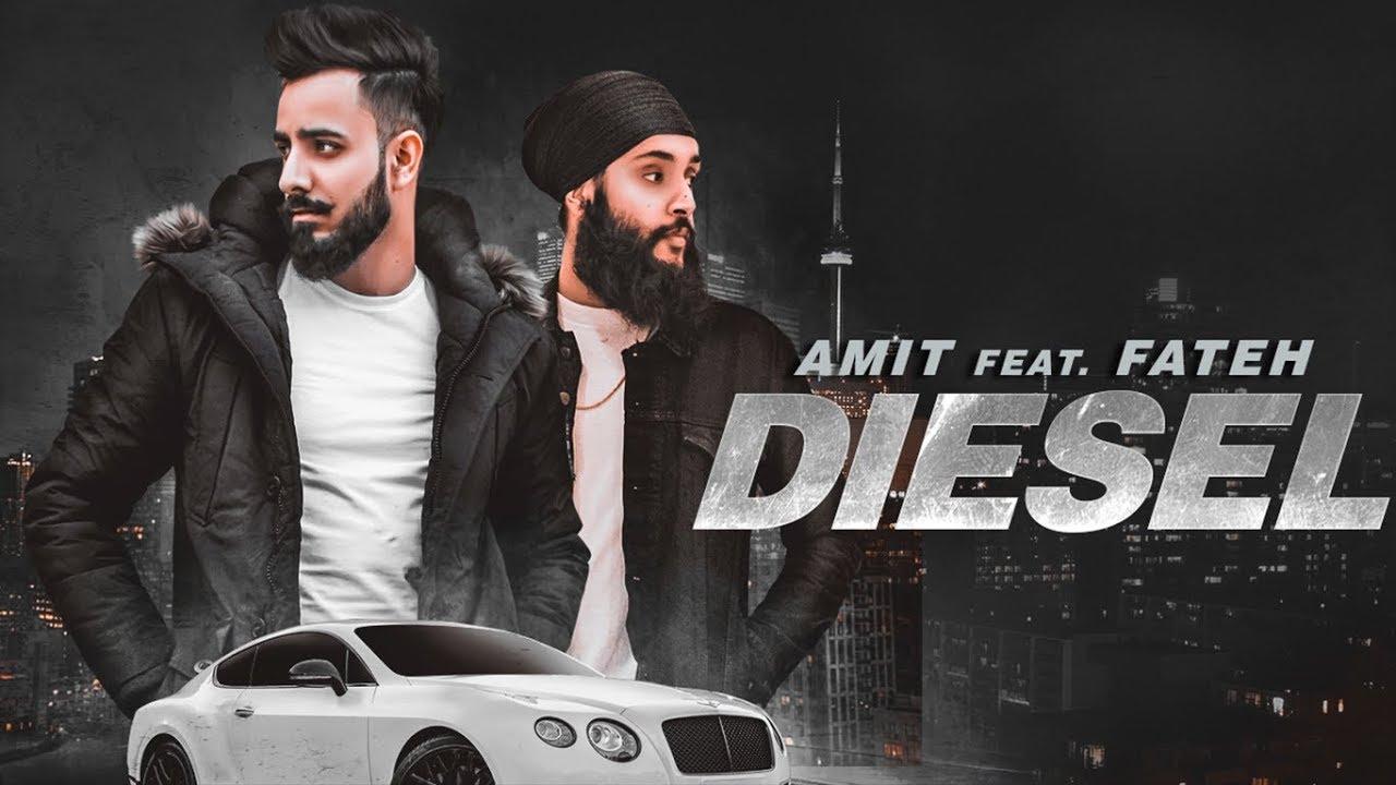 Amit ft Fateh & Enzo – Diesel
