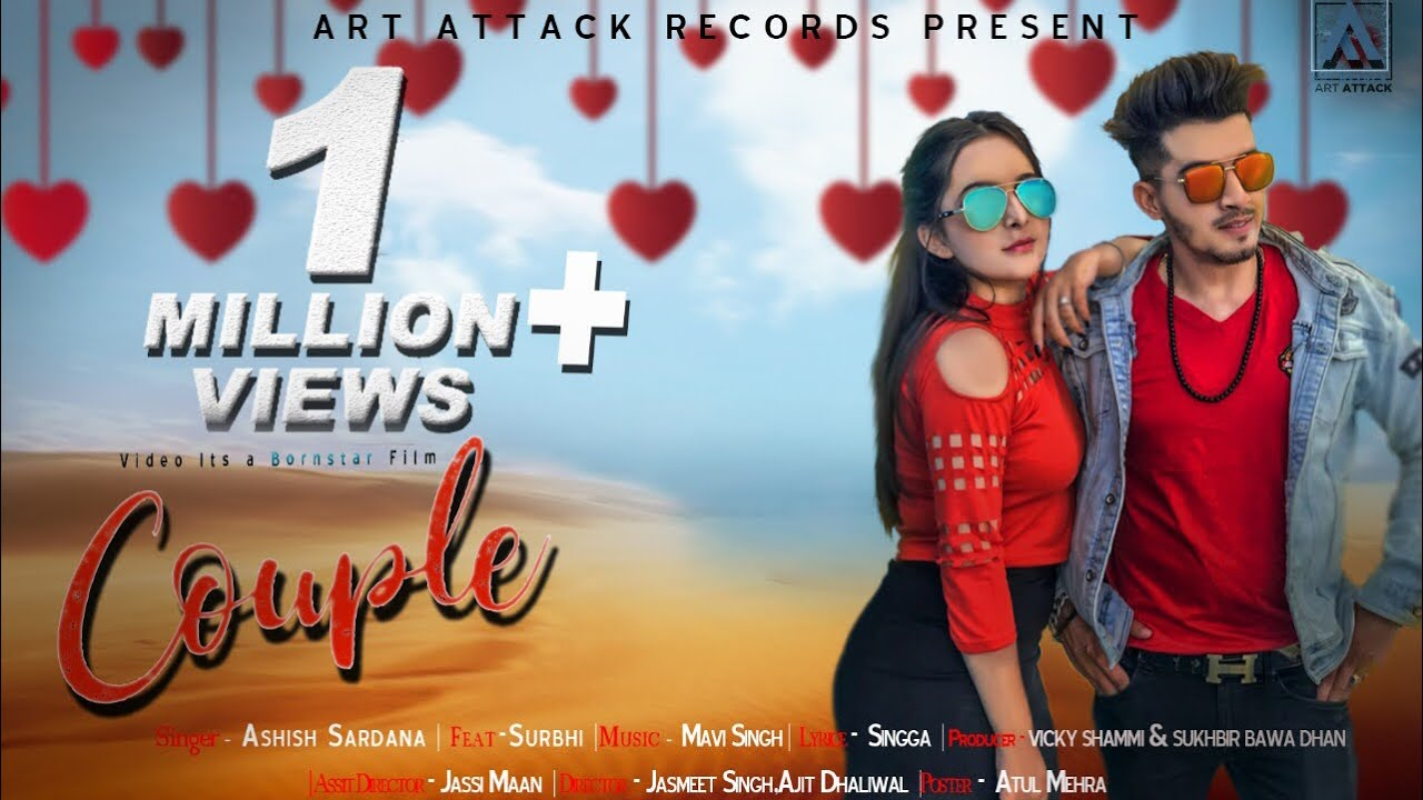 Ashish Sardana ft Mavi Singh – Couple