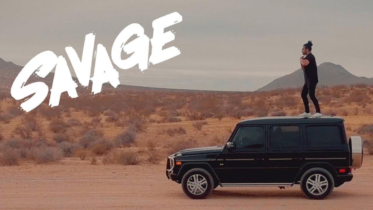 Sab Bhanot ft J Hind – Savage