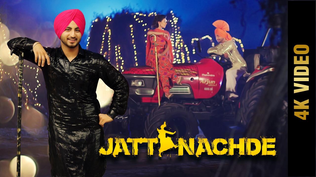 Minda Singh – Jatt Nachde