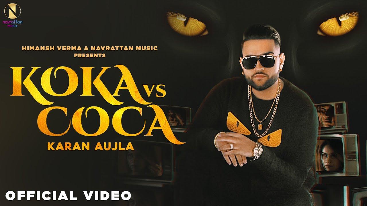 Karan Aujla ft Jay Trak – Koka vs Coca