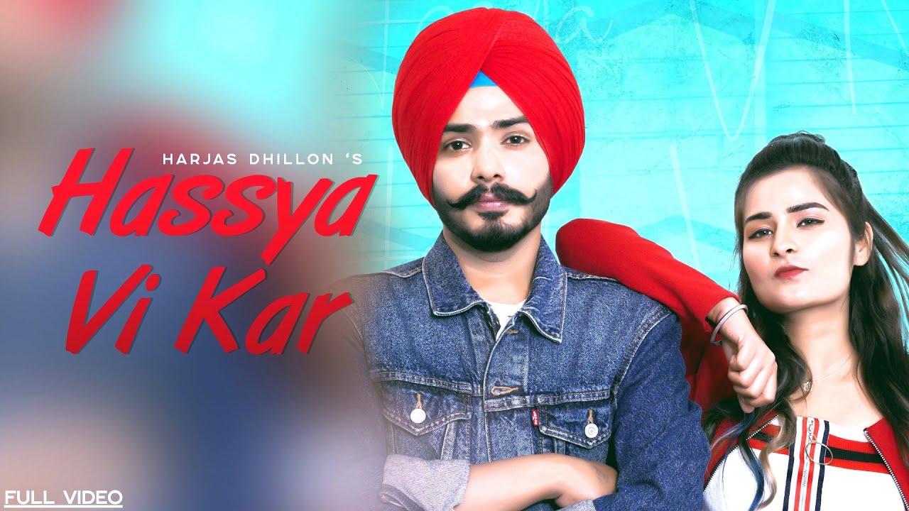 Harjas Dhillon ft Kanika & Mr. Black – Hassya Vi Kar