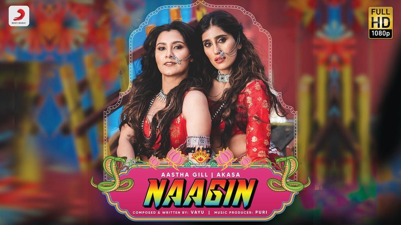 Vayu, Aastha Gill, Akasa & Puri – Naagin