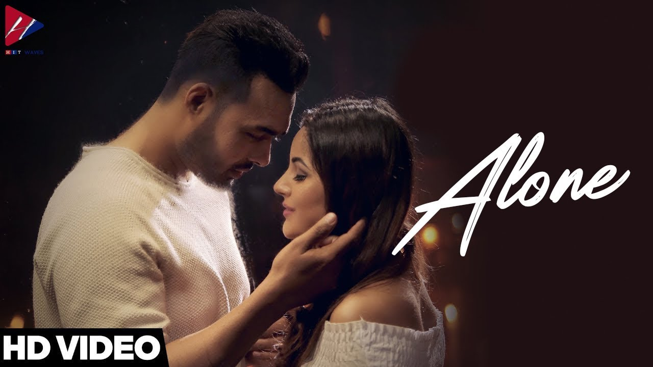 Harvy Sandhu ft M Vee – Alone