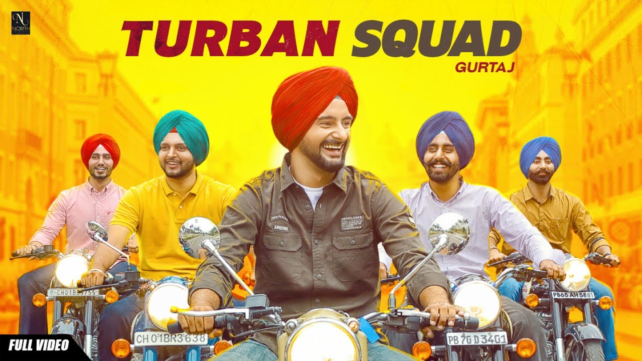 Gurtaj ft Hapee Malhi & The Kidd – Turban Squad