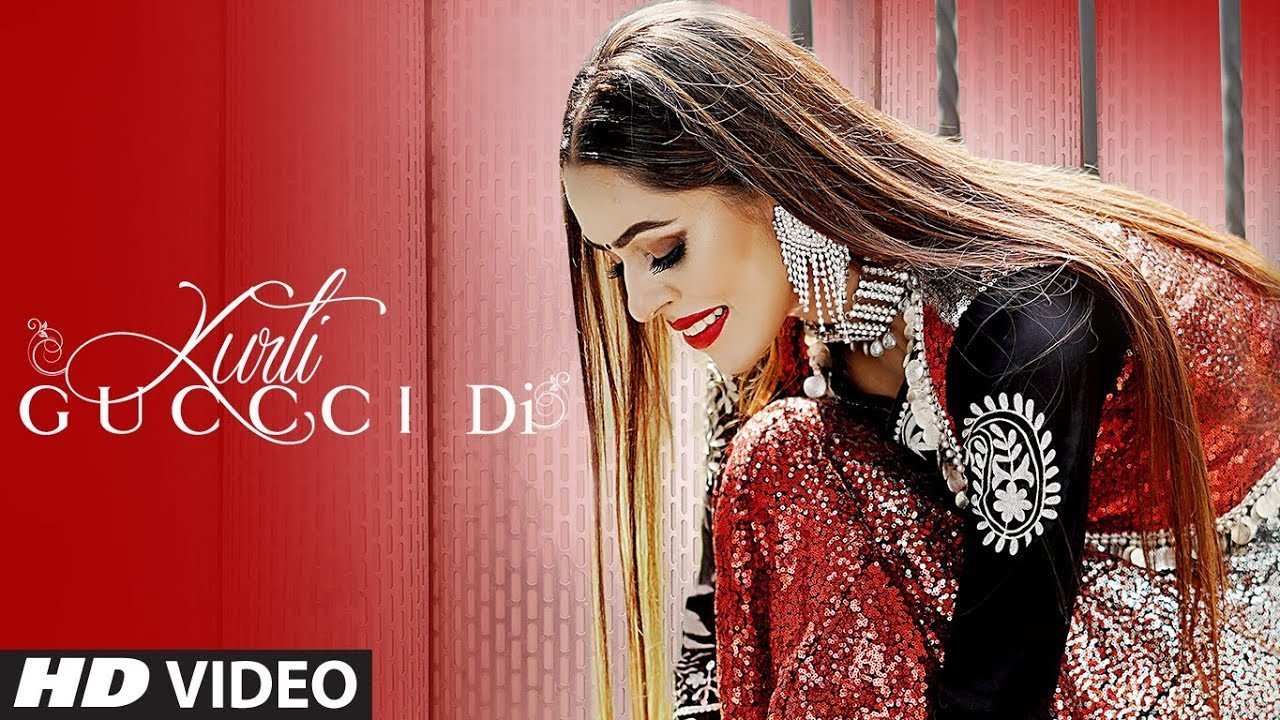Jenny Johal ft Desi Crew – Kurti Guccci Di