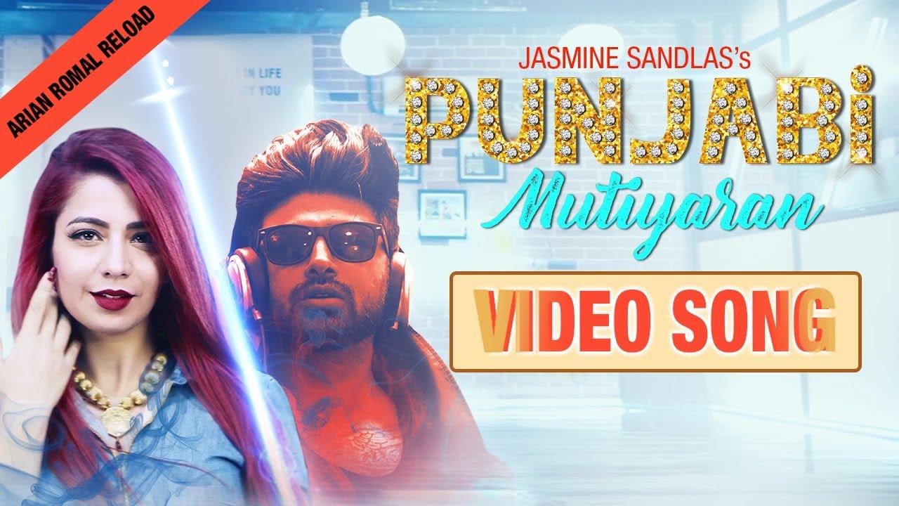Jasmine Sandlas ft Shehzad Deol – Punjabi Mutiyaran (Reloaded)