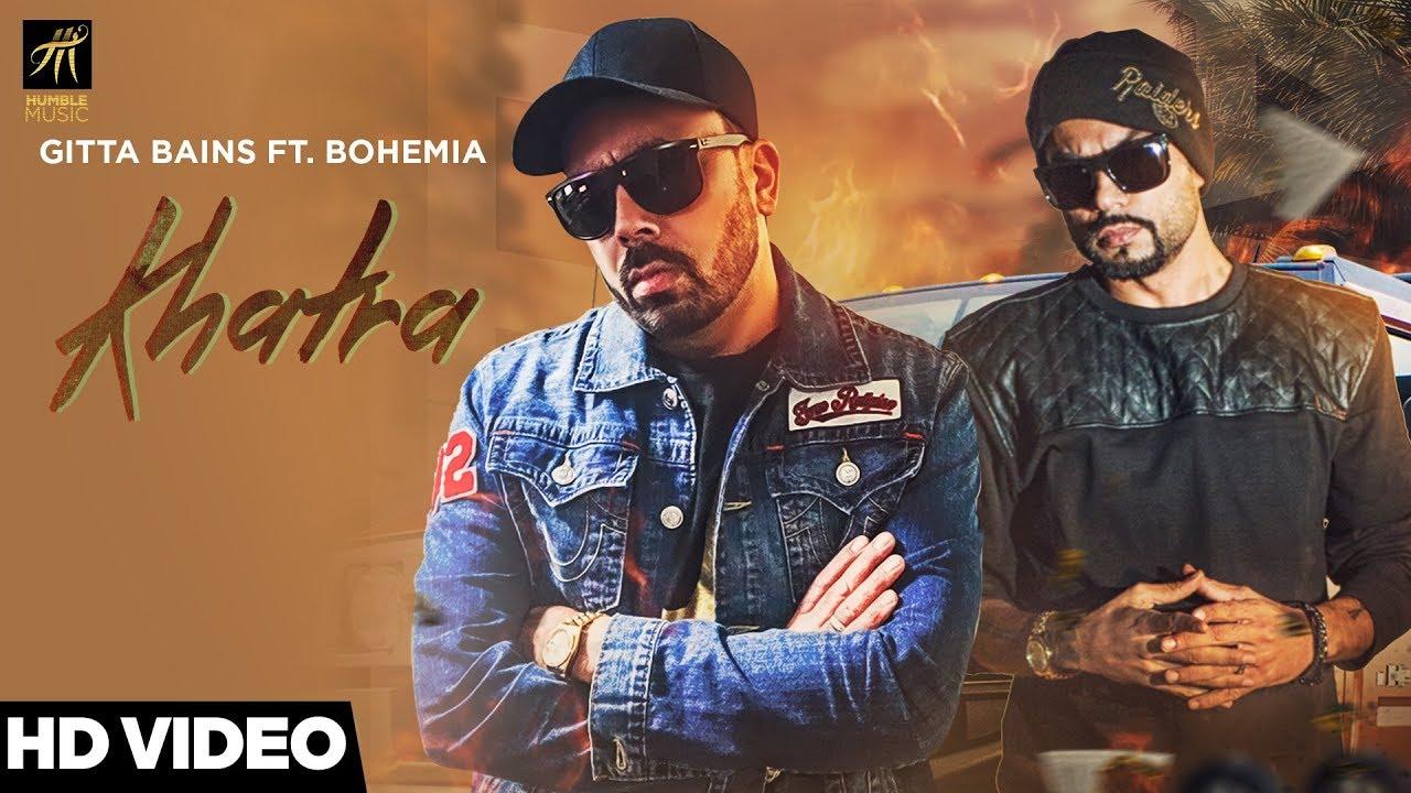 Gitta Bains ft Bohemia – Khatra