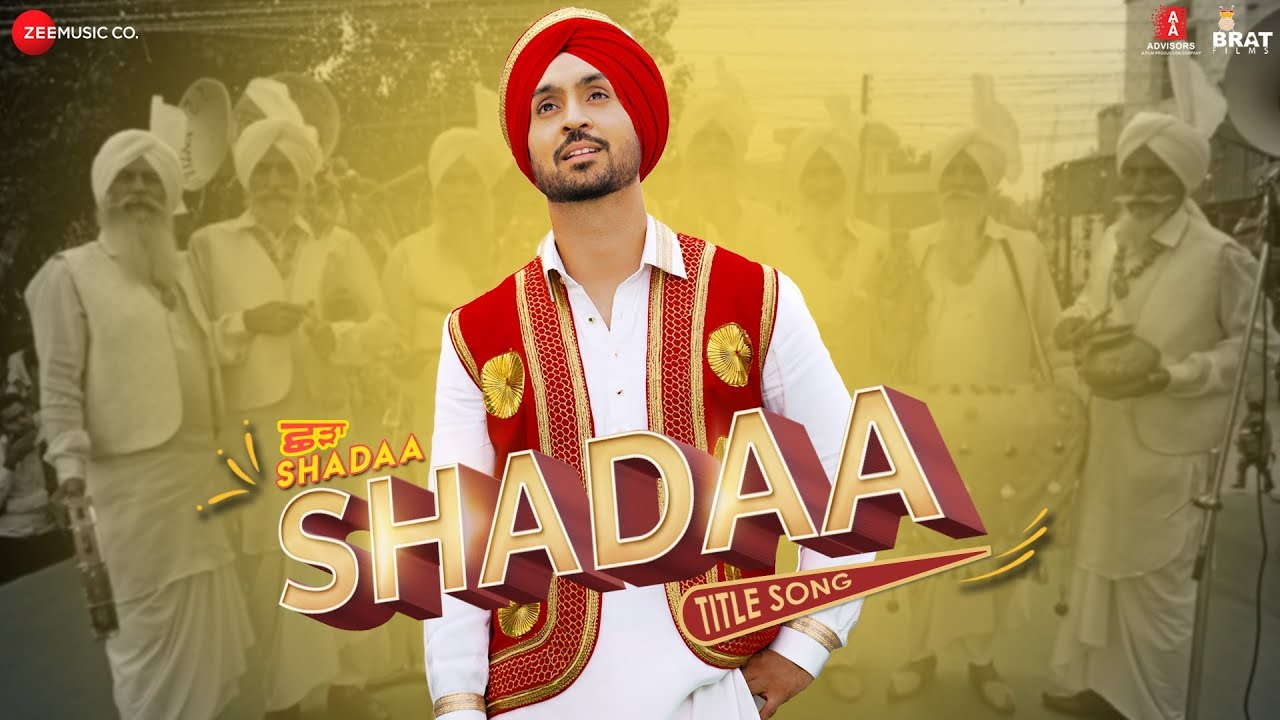 Diljit Dosanjh ft Nick Dhammu – Shadaa