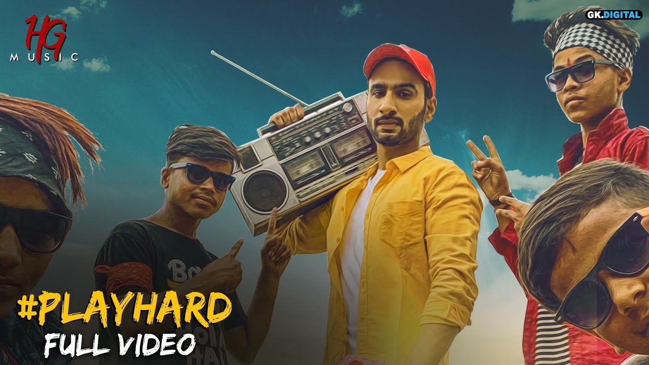Hardeep Grewal – Playhard
