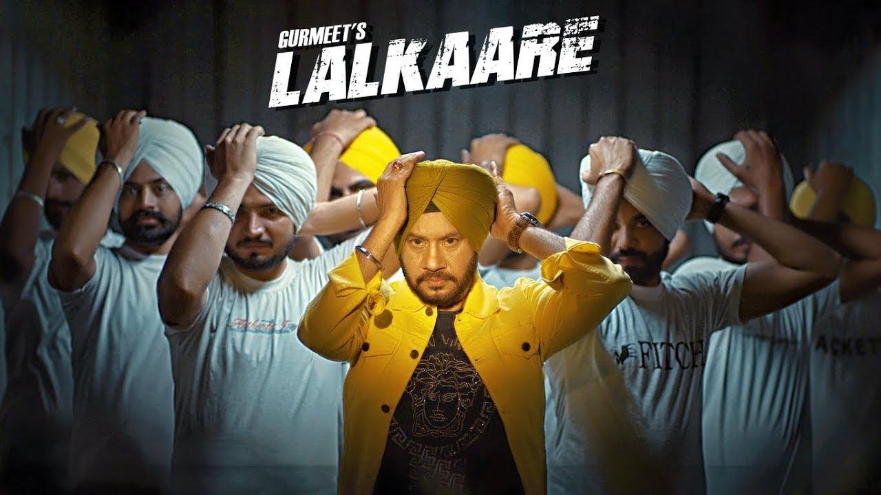 Gurmeet Singh – Lalkaare