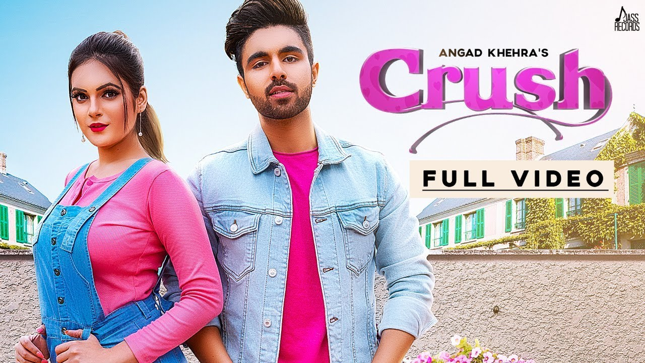 Angad Khehra ft Starboy Music X – Crush