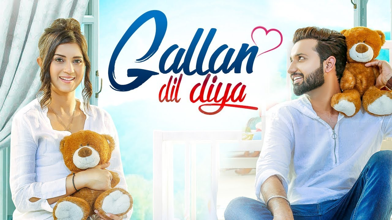 Lovie Virk ft Desi Routz – Gallan Dil Diya