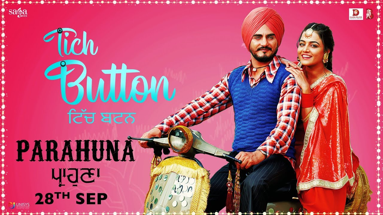 Kulwinder Billa ft The Boss – Tich Button