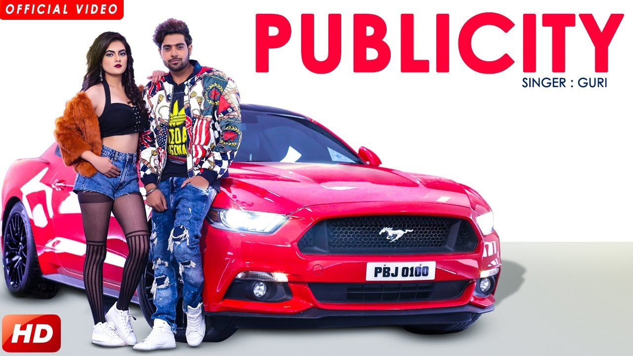 Guri ft DJ Flow – Publicity