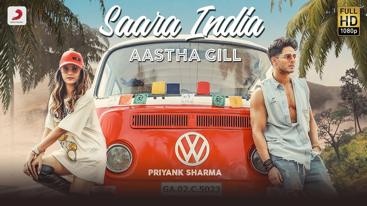 Aastha Gill ft MixSingh – Saara India