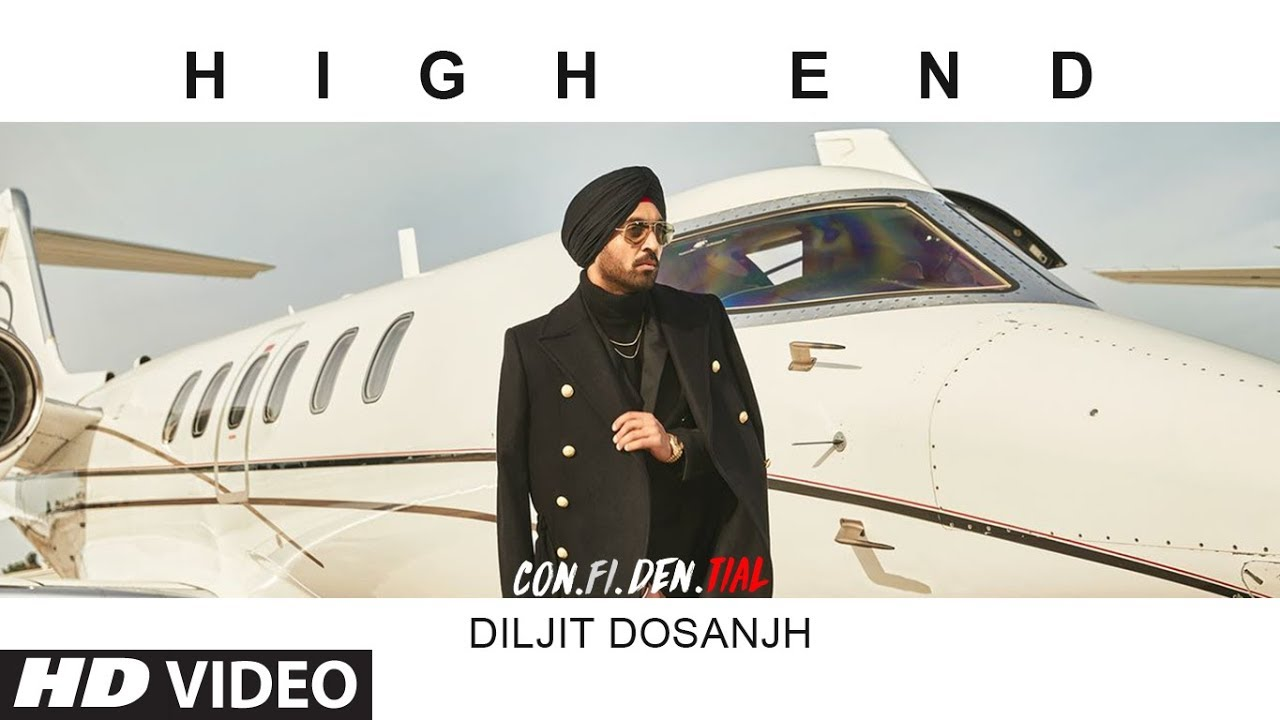 Diljit Dosanjh – High End