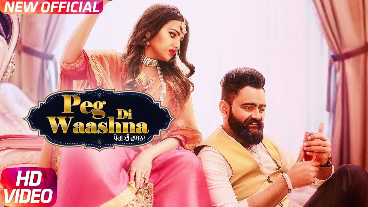 Amrit Maan ft DJ Flow – Peg Di Waashna