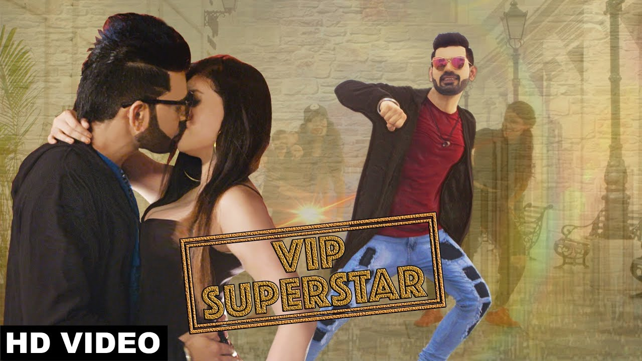 VIP ft Keka Ghoshal – VIP Superstar