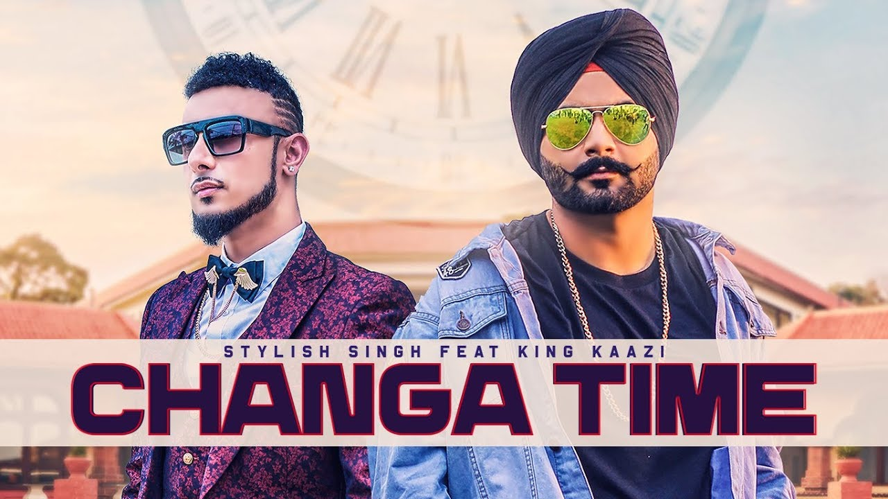 Stylish Singh ft King Kaazi & Ullumanati – Changa Time