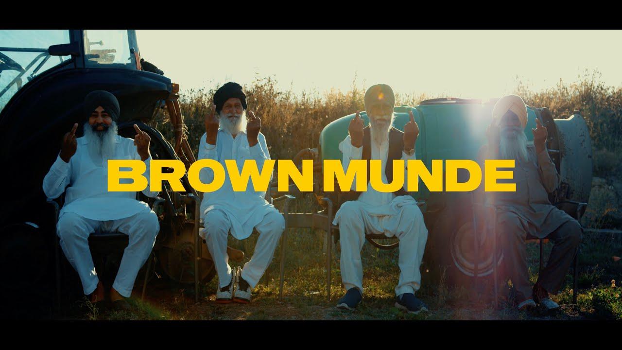 AP Dhillon, Gurinder Gill & Shinda Kahlon ft Gminxr – Brown Munde
