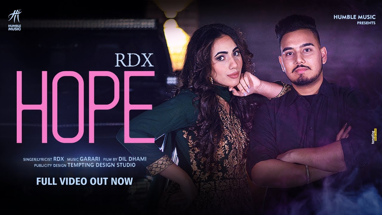 RDX ft Garrari – Hope