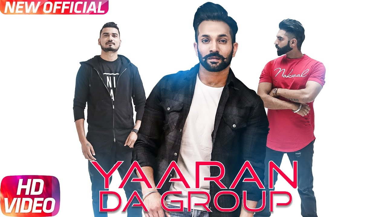 Dilpreet Dhillon ft Desi Crew – Yaaran Da Group