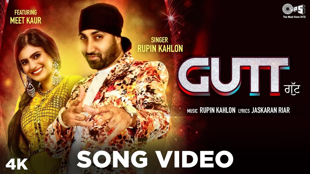 Rupin Kahlon ft Meet Kaur – Gutt