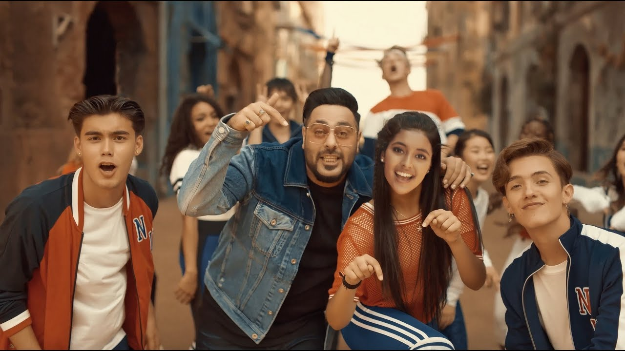 Now United ft Badshah – How We Do It