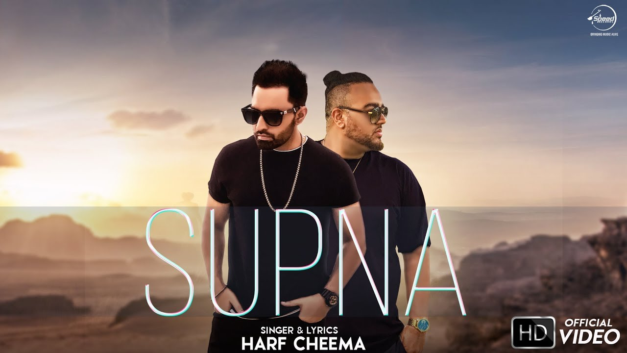 Harf Cheema ft Deep Jandu – Supne