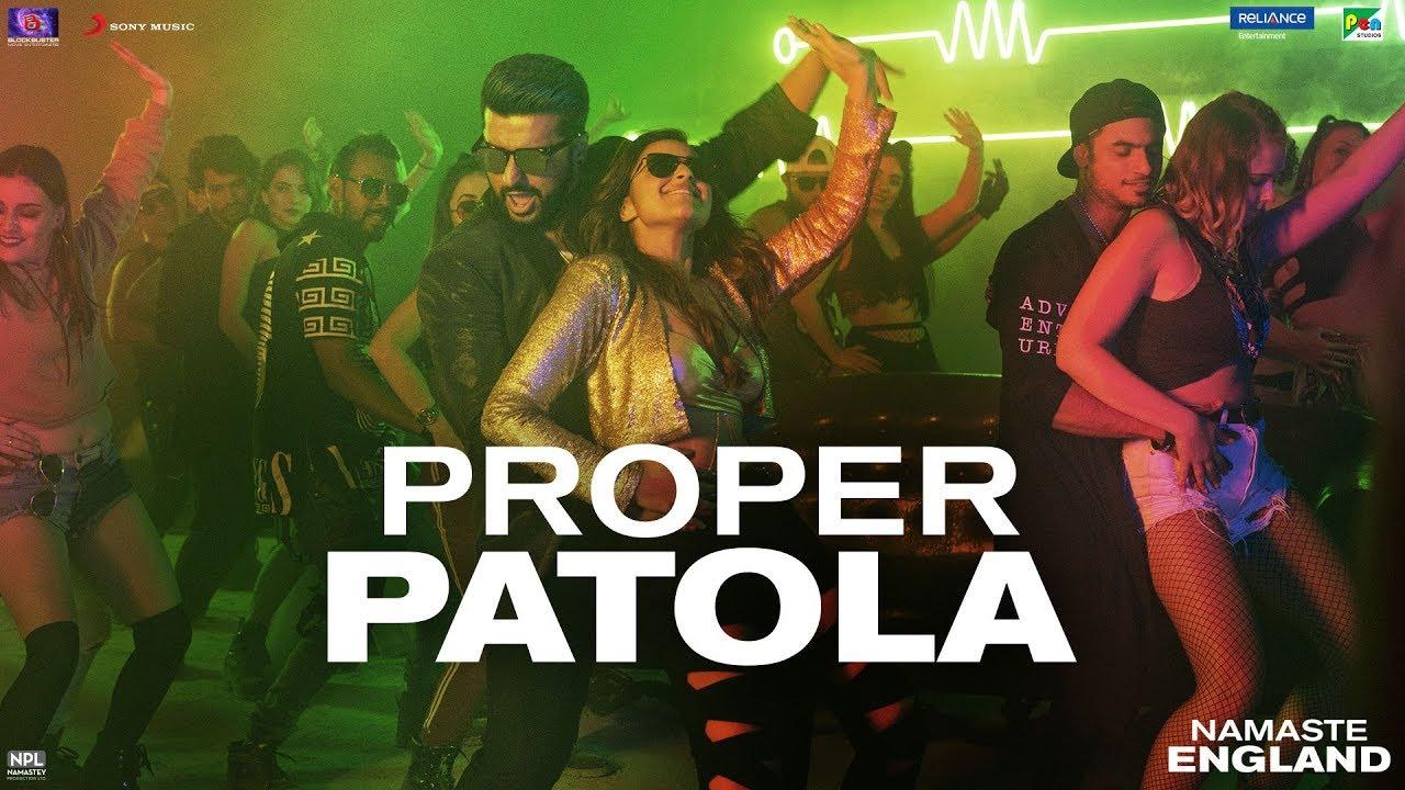 Badshah, Diljit Dosanjh & Aastha Gill – Proper Patola