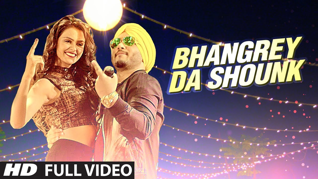 Dilbagh Singh ft Desi Routz – Bhangrey Da Shounk