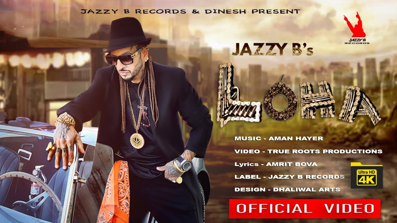 Jazzy B ft Aman Hayer – Loha