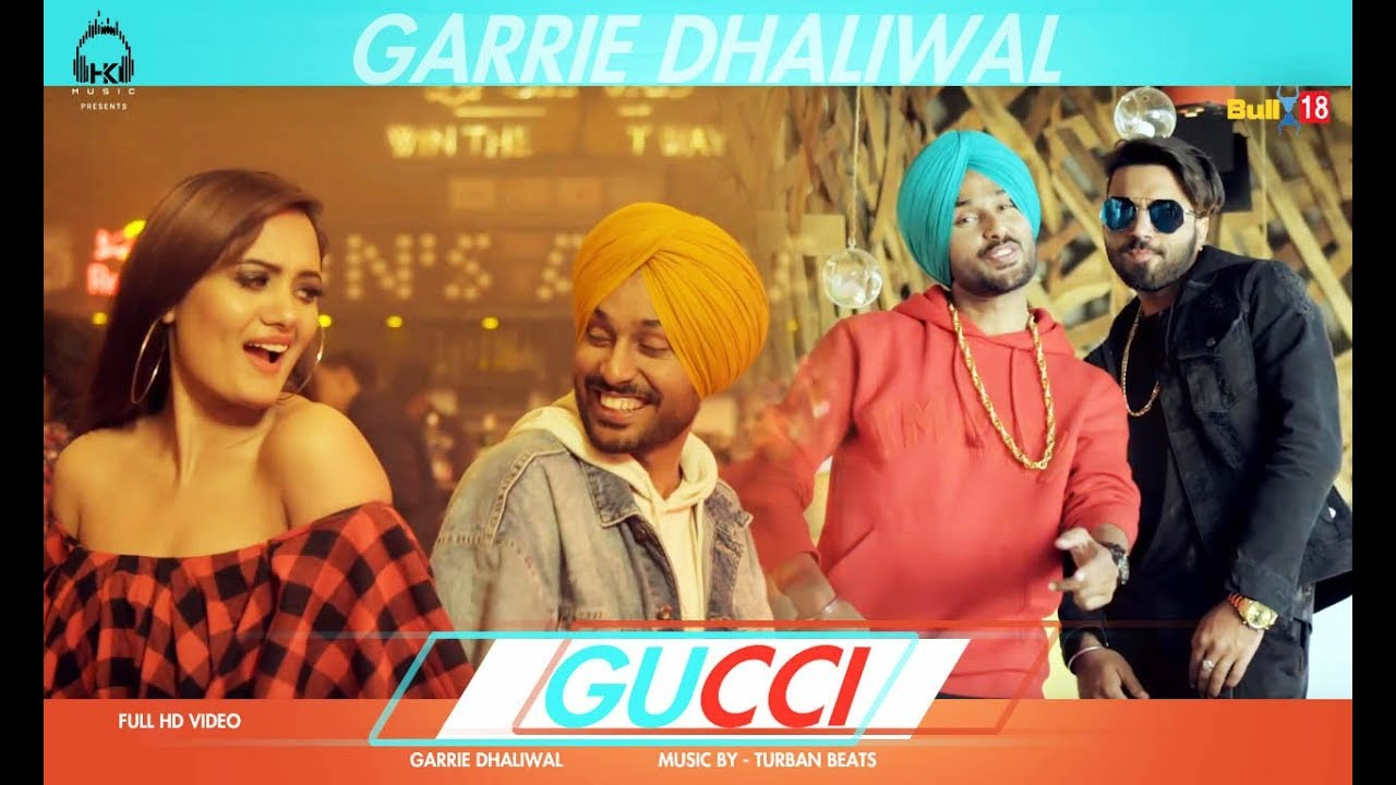 Garrie Dhaliwal ft Turban Beats – Gucci