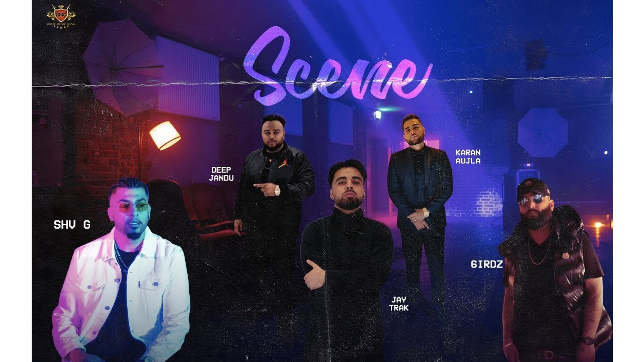 Jay Trak ft Karan Aujla & Deep Jandu – Scene