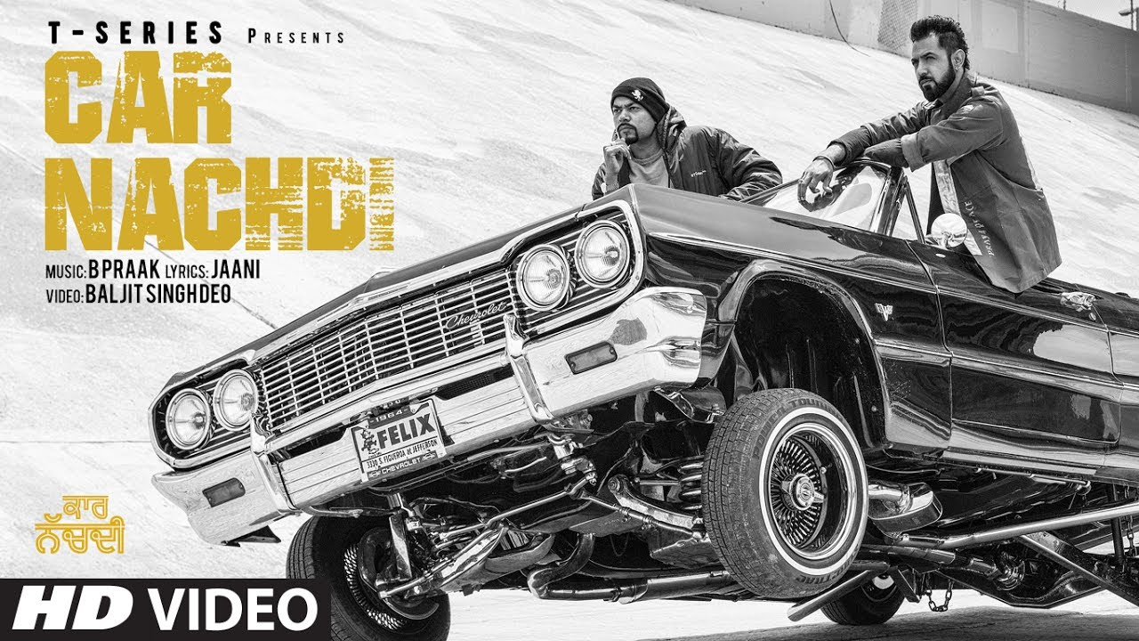 Gippy Grewal ft Bohemia & B. Praak – Car Nachdi