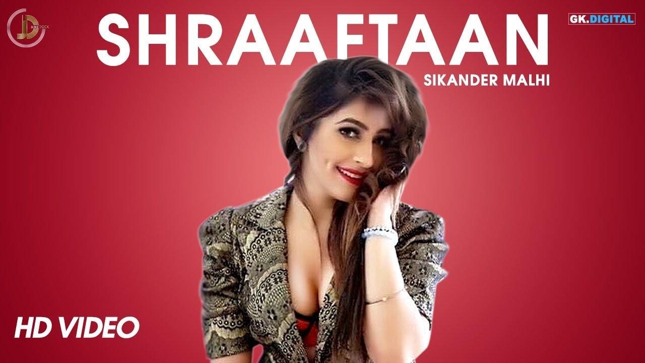 Sikander Malhi ft Jassi X – Shraaftaan