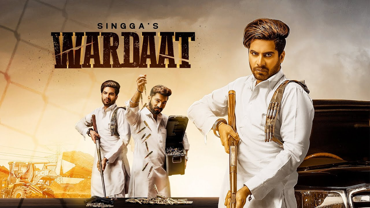 Singga ft Desi Crew – Wardaat