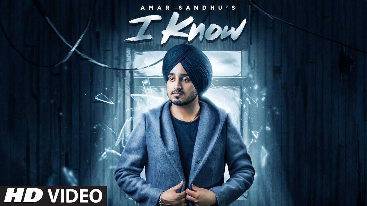 Amar Sandhu ft Neetu Bhalla & MixSingh – I Know