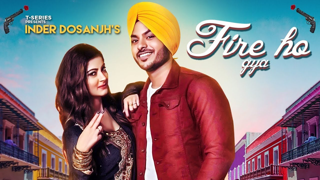 Inder Dosanjh ft Enzo – Fire Ho Gya