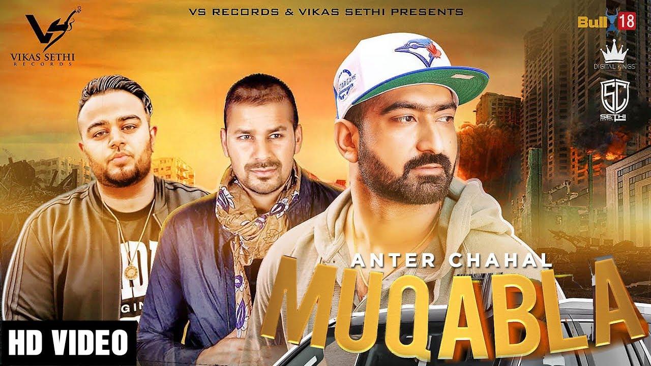 Anter Chahal ft Deep Jandu – Muqabla