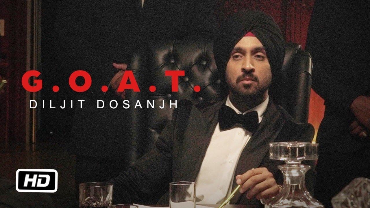 Diljit Dosanjh ft G-Funk – G.O.A.T.