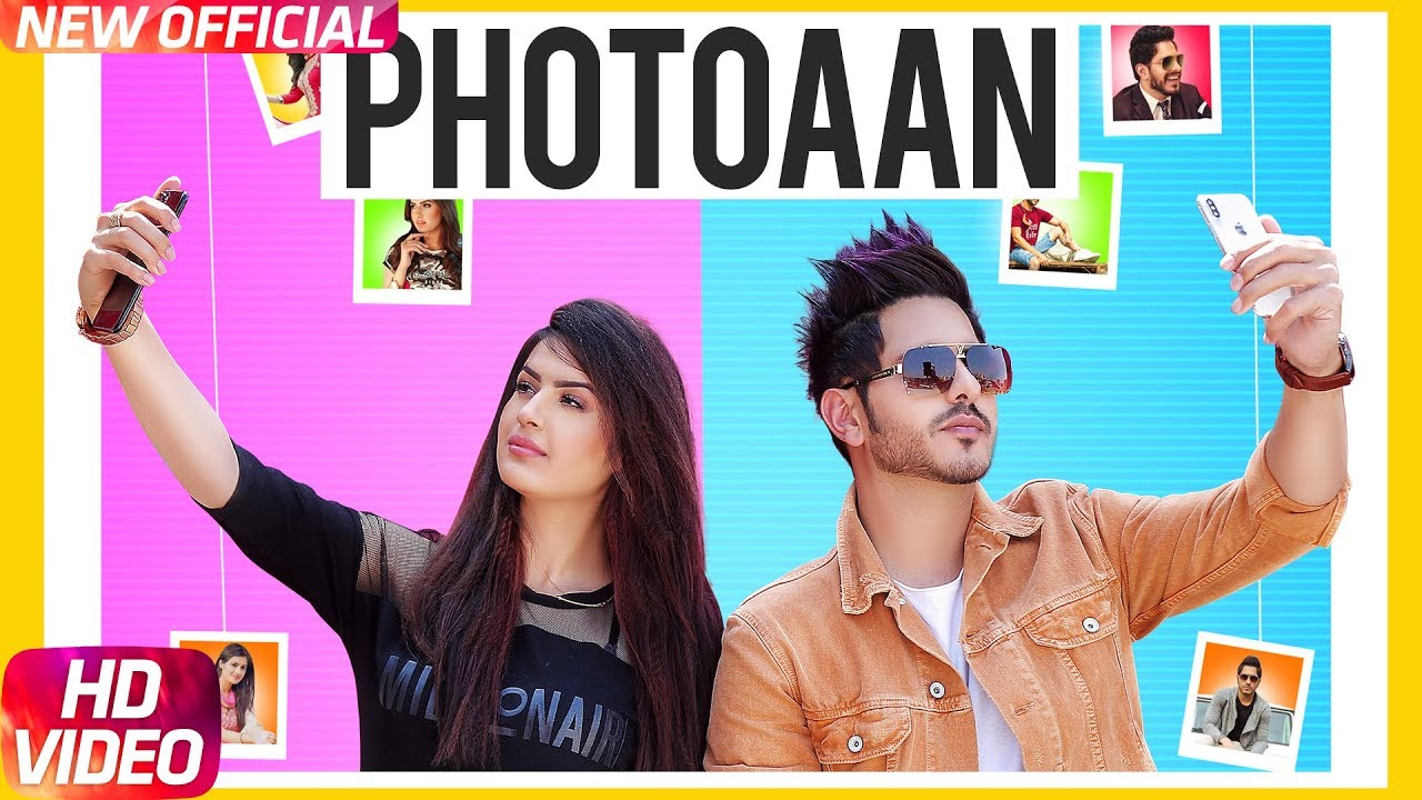 Jass Bajwa ft DJ Flow – Photoaan
