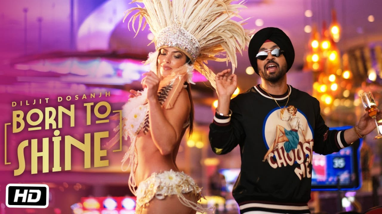 Diljit Dosanjh ft Desi Crew – Born To Shine