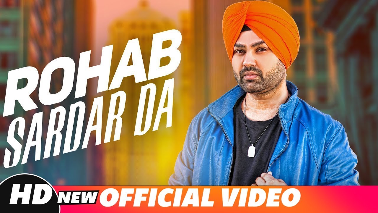Nihal Kahlon ft Amar Nadal & R Guru – Rohab Sardar Da
