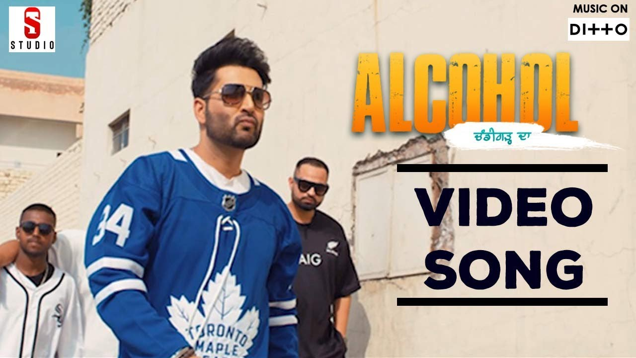 Joban Sandhu ft Harley Josan – Alcohol